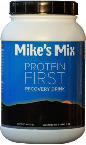 4. Mike's Mix Recovery Drink