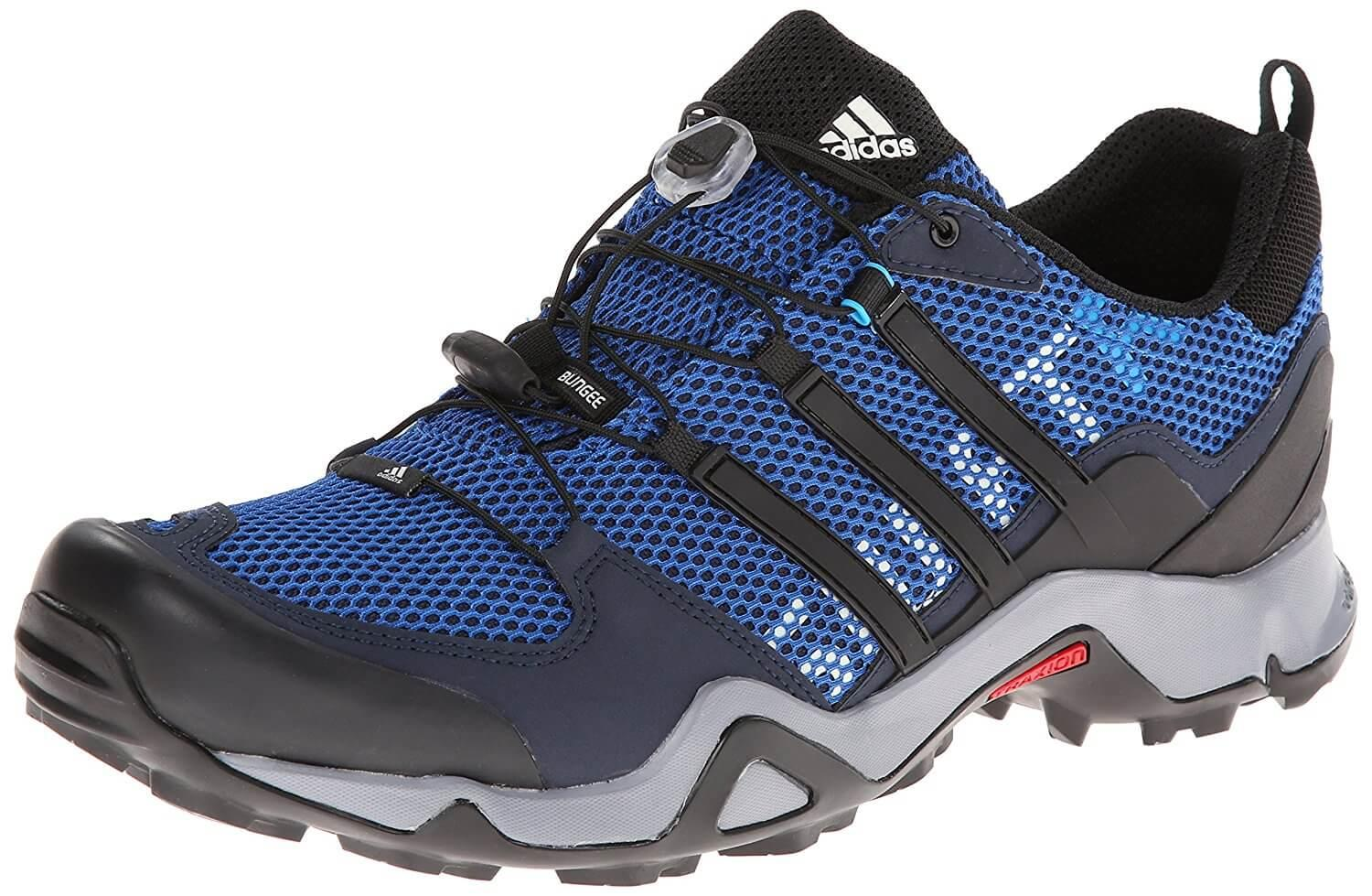 The Adidas Terrex Swift R GTX is an impressive and highly capable trail runner.