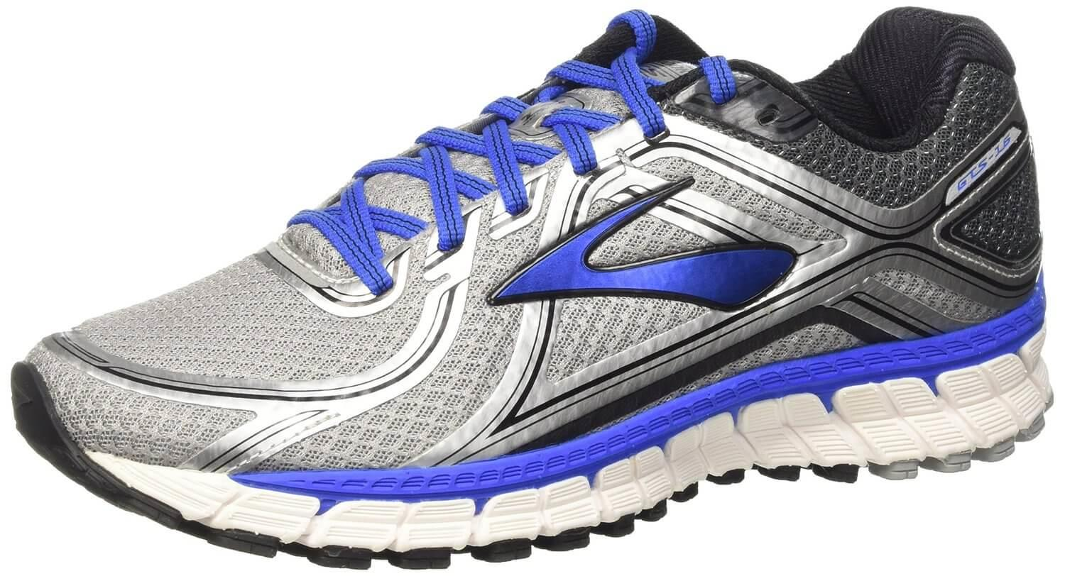 The Brooks Adrenaline GTS 16 shows major improvements over previous models.