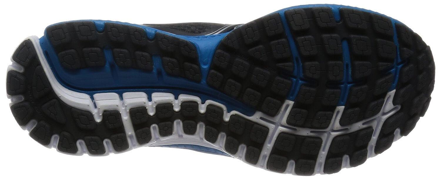 BioMoGo DNA material was used for the outsoles of the Brooks Ghost 8.