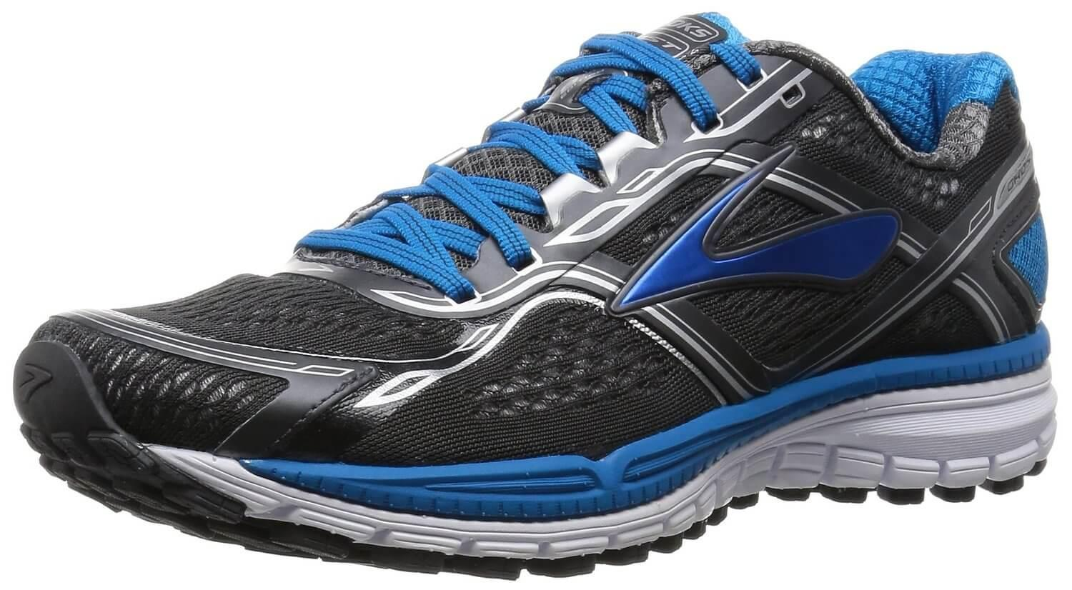 The Brooks Ghost 8 is the eighth iteration of the Brooks Ghost footwear line.