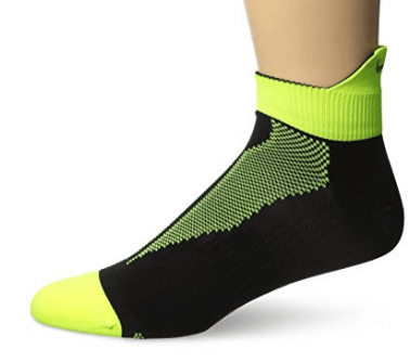 9. Nike Elite Lightweight No-Show Tab Running Sock