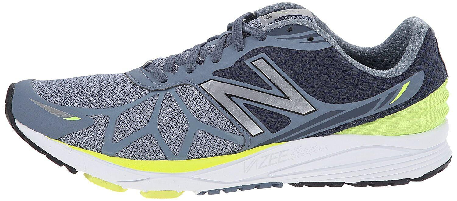 the New Balance Vazee Pace is a lightweight trainer that's comfortable and breathable