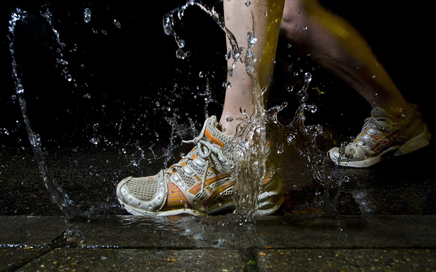How To Make Running Shoes Waterproof