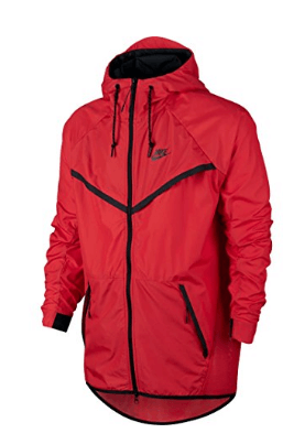 1.  Nike Tech Hypermesh Windrunner (men's)
