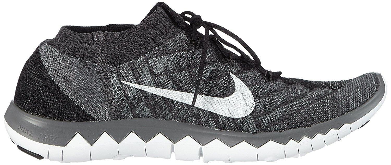 the Nike Free Flyknit 3.0 is durable and flexible, offering a great amount of comfort during a ride