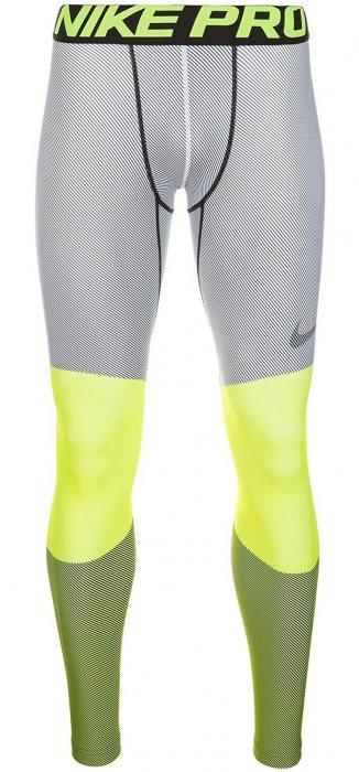 9. Nike Pro Hyperwarm Lines Compression Tights