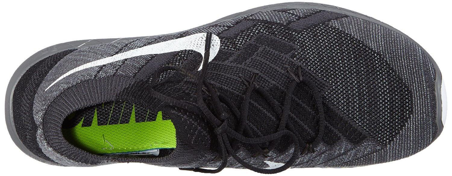the upper of the Nike Free Flyknit 3.0 is made of Flyknit technology that durable and comfortable