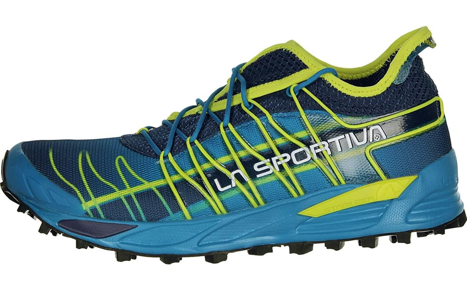 the La Sportiva Mutant has a sleek design that's highly responsive and flexible