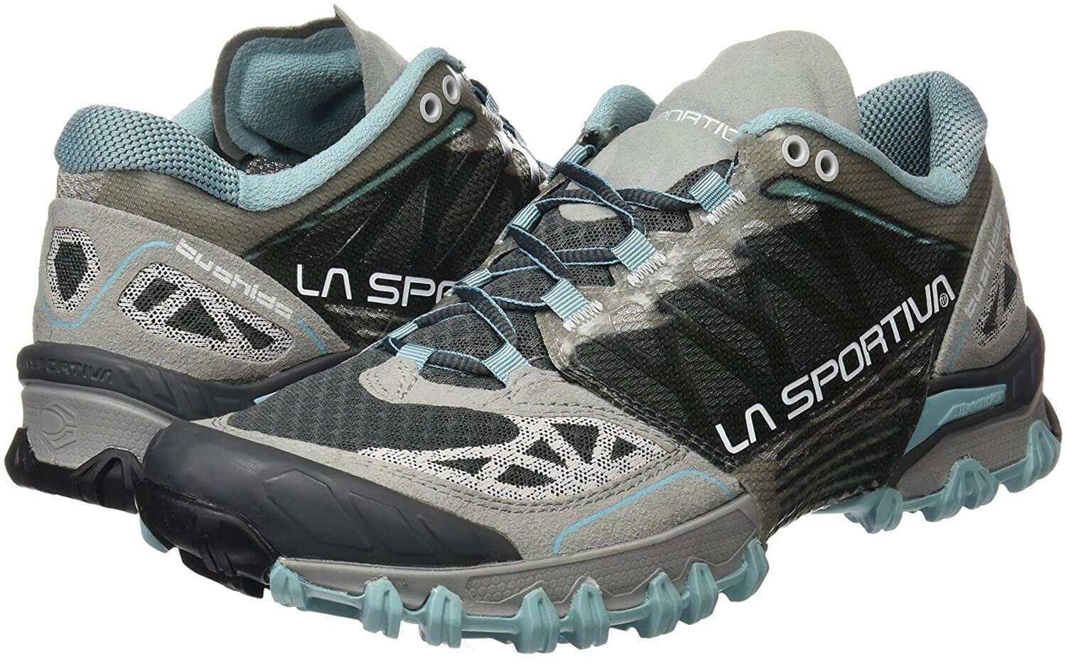 trail runners with pronation problems will find the La Sportiva Bushido a great stability shoe that performs great on the trail