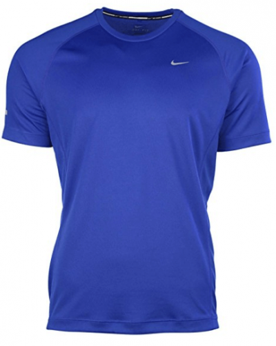 7. Nike Dri-Fit Miler UV Short Sleeve