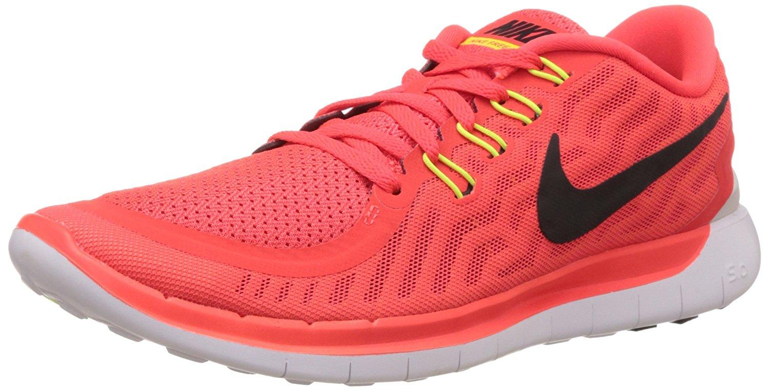 Men's Barefoot like ride Nike Free Running Shoes. Nike