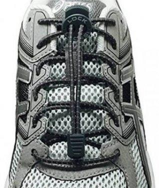 3. Lock Laces Reflective