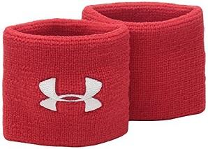 "5. Under Armour 3"" Performance Wristband"