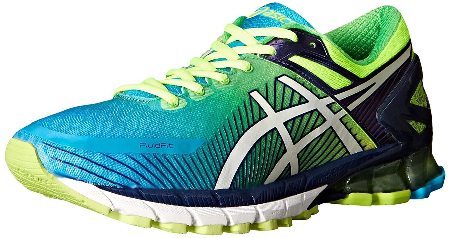 the Asics Gel Kinsei 6 is a running shoe with an emphasis on comfort and  performance ...
