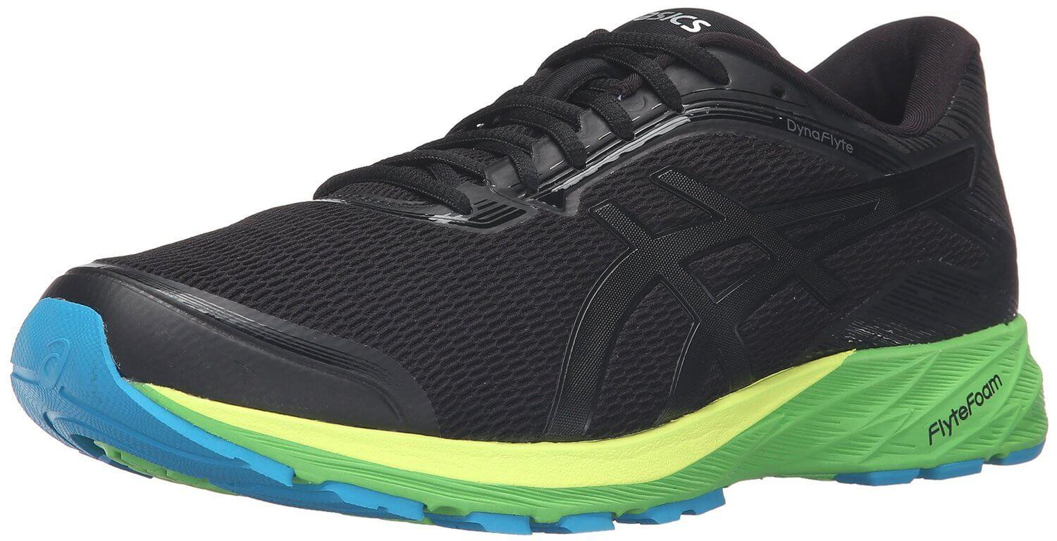 the Asics Dynaflyte is a neutral, lightweight running shoe with great  cushioning ...