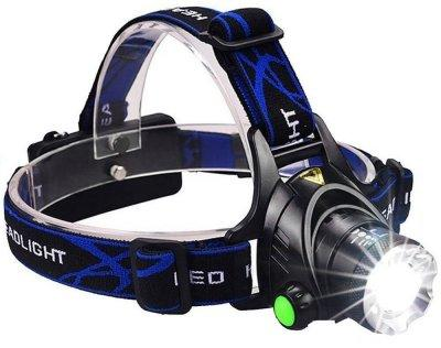 1. GRDE Zoomable 3 Headlamp