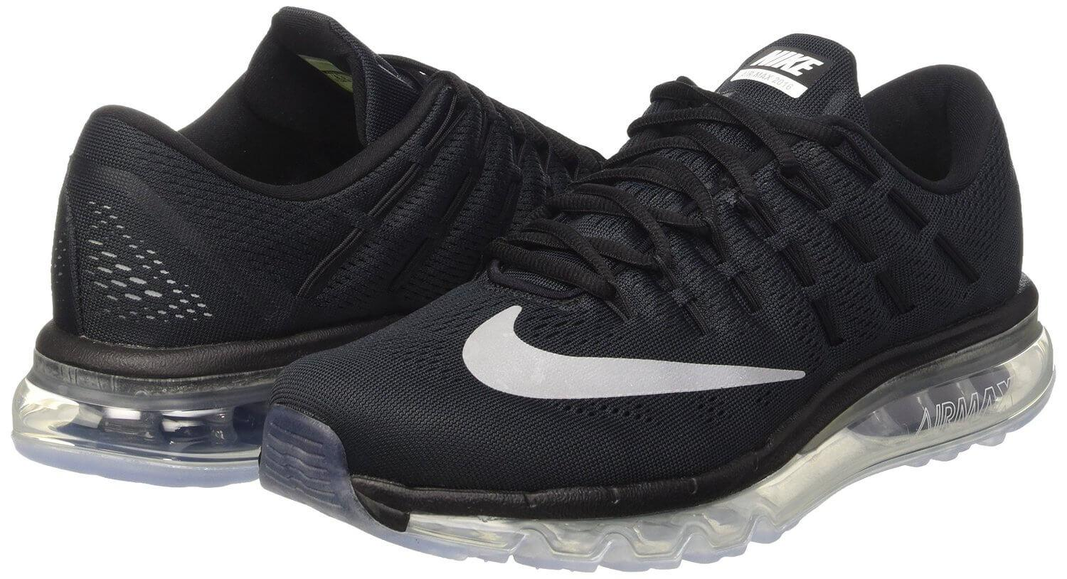 Get nice Nike Air Max 2016 on Sale Grey Green Blue Running Shoes