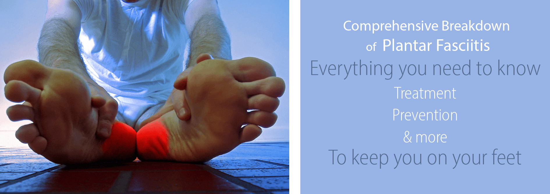 63cb8b4892 The runners' guide to Plantar Fasciitis | RunnerClick
