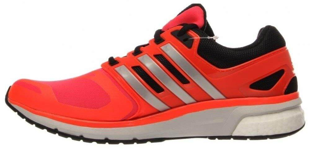 Climacool technology in the Adidas Questar Boost's upper provides excellent airflow.