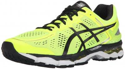 6. Asics Gel kayano 22 Reflective Running Shoe