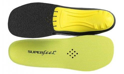 8. Superfeet Yellow Power Insole