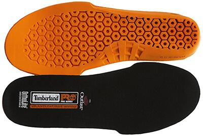 2. Timberland PRO Anti-Fatigue Insoles