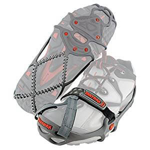 Best Road Running Traction Device: Yaktrax Run Traction Cleats