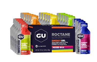 10. Roctane Ultra Endurance Energy Gel Assorted Flavors