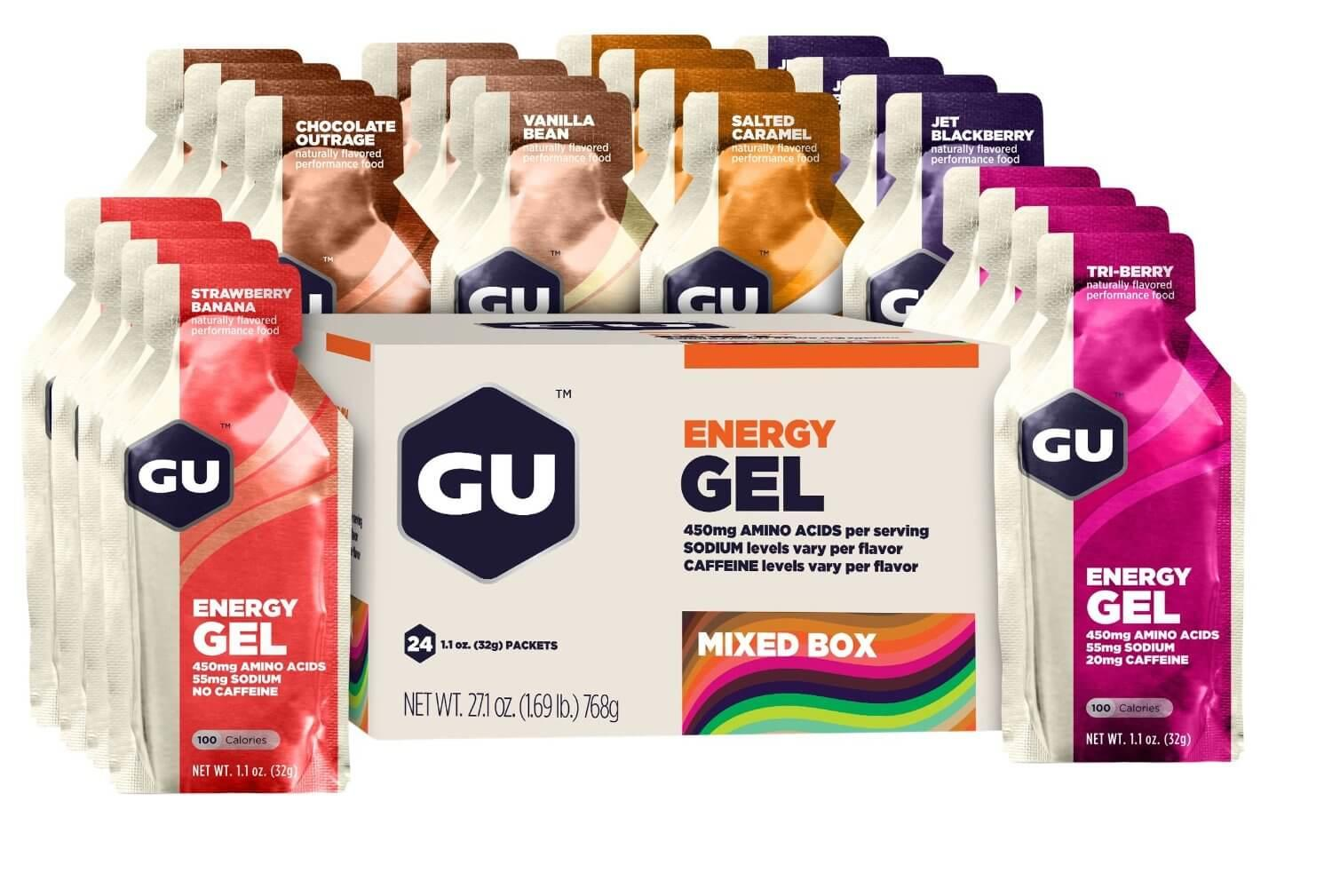 The 10 Best Energy Gels, Chews and Bars to Buy for Running in 2019