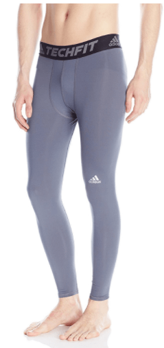 2. Adidas Men's Training Techfit Long