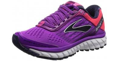 a list of the best purple running sohes for men and women