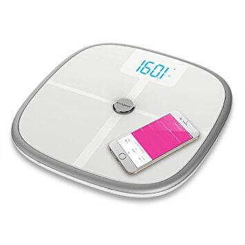 5. Koogeek S1 Smart Health Scale