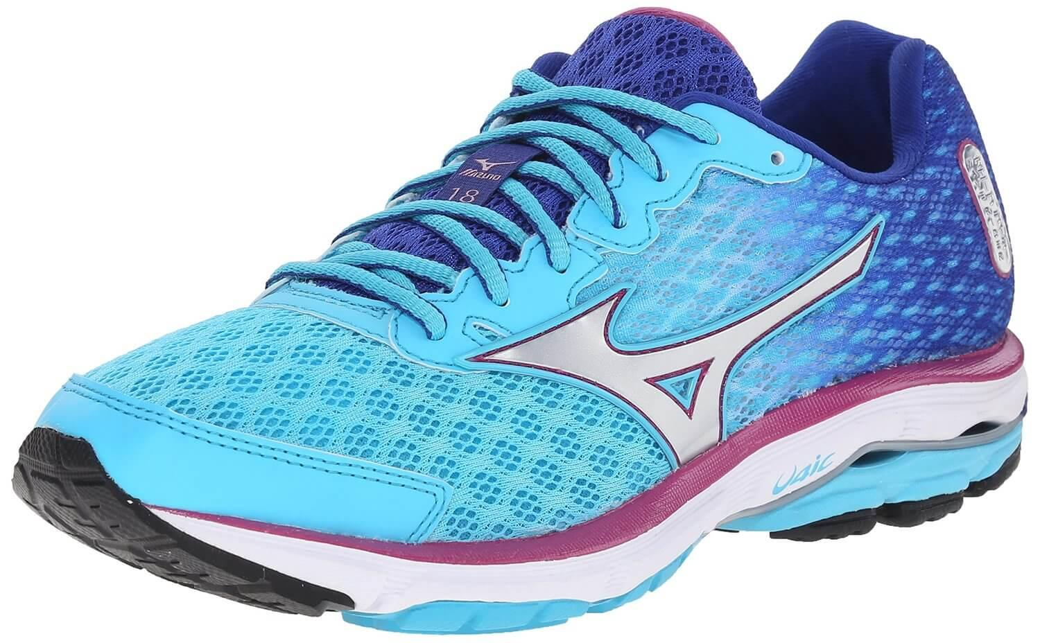 cheap for discount 6e6f8 56442 mizuno wave rider 18 mens