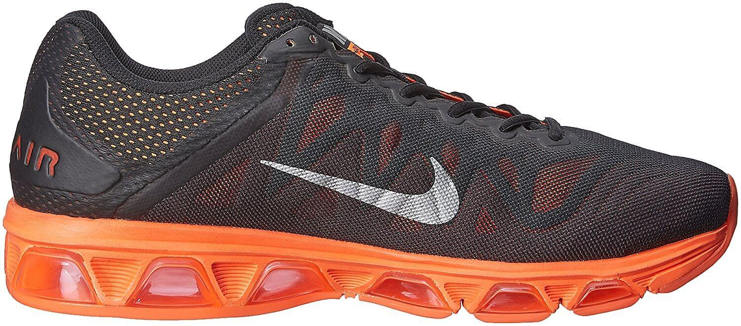 womens nike air max tailwind 7 red grey