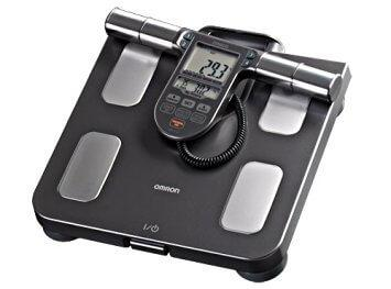 1. Omron Body Composition Monitor with Scale