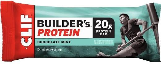 Clif Chocolate Mint Builder