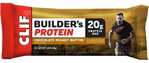 Clif Chocolate Peanut Butter Builder