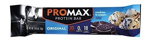 Promax Cookies and Cream