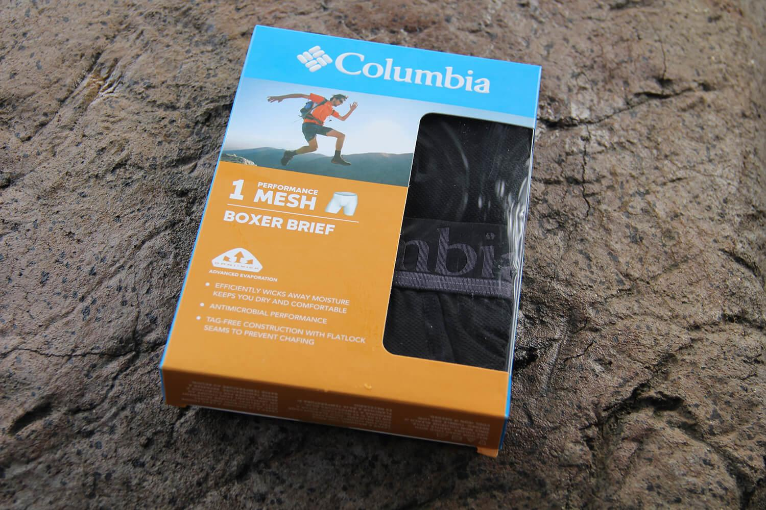 Columbia-Performance-Mesh-Brief-box-product-review