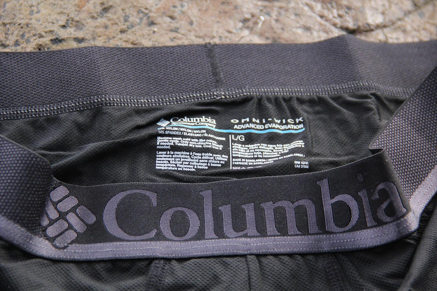 Columbia-Performance-Mesh-Brief-elastic-band-product-review