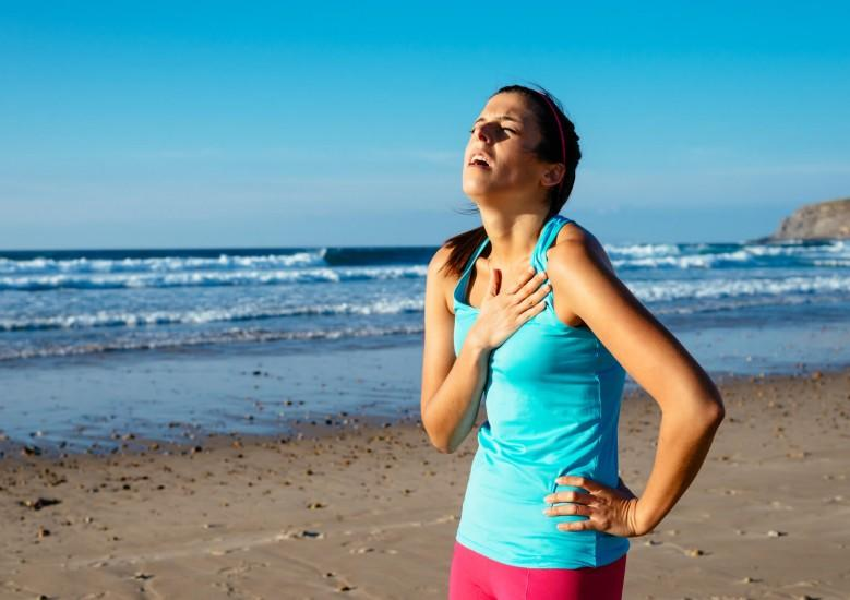 How can you successfully run with asthma?