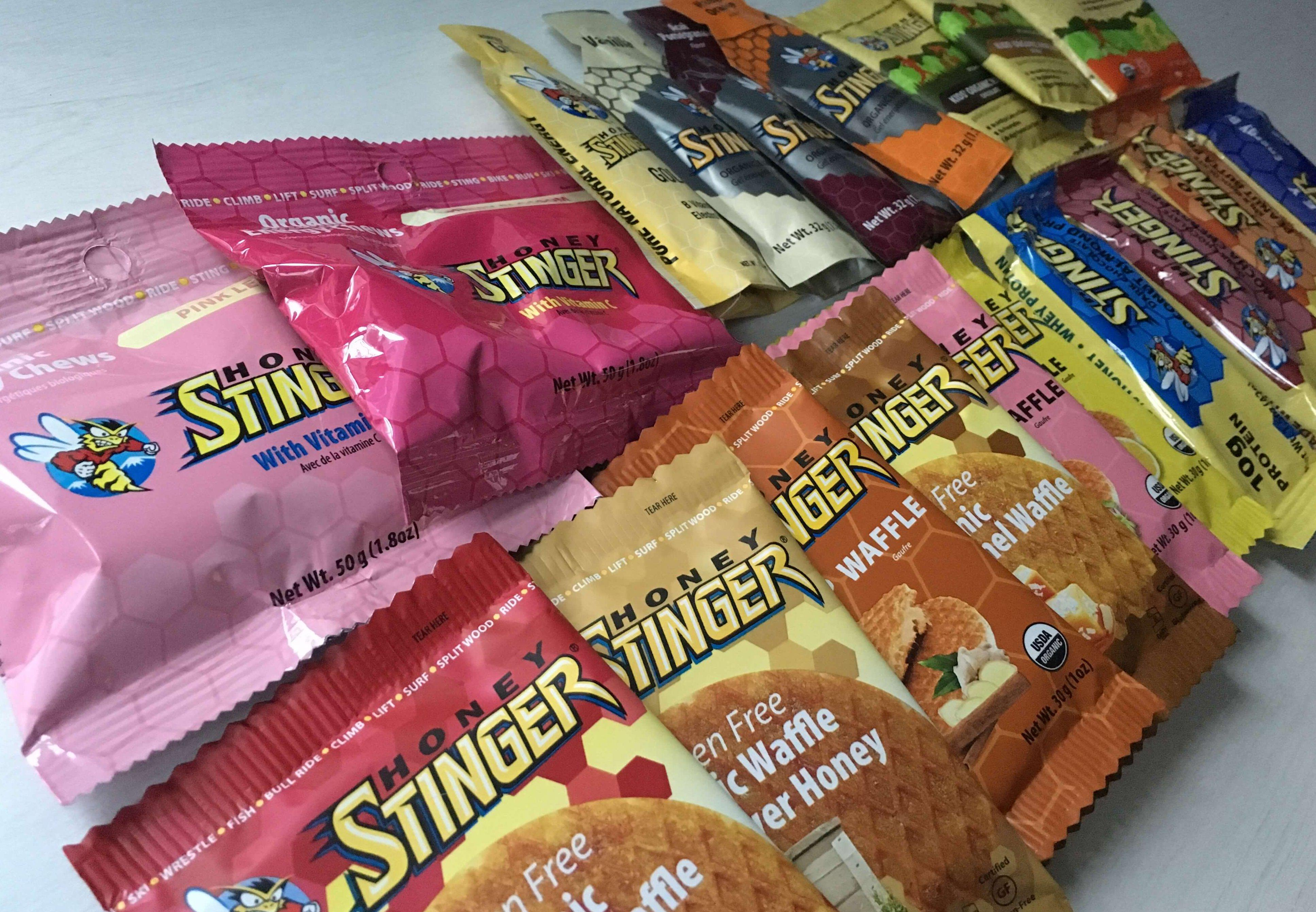 A Review Of Honey Stinger Nutrition Energy Gels Chews