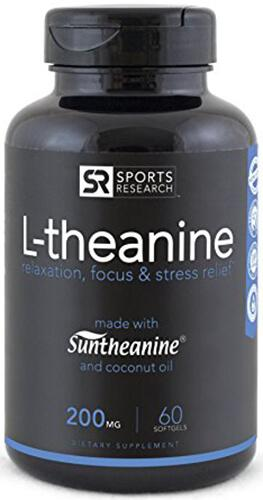 2. Suntheanine L-Theanine