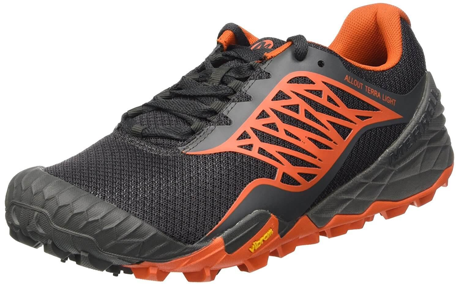 Merrell All Out Terra Turf Walking Shoes S100p4693