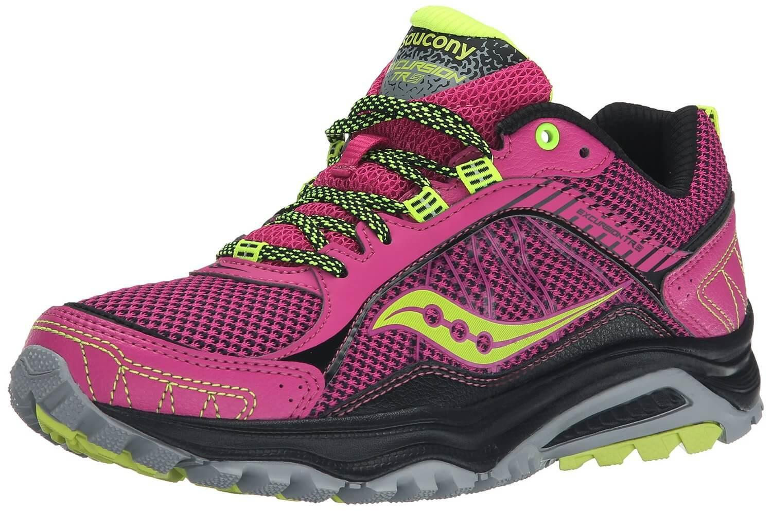 saucony cohesion 8 womens review