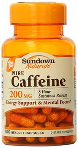 Best caffeine supplement pills