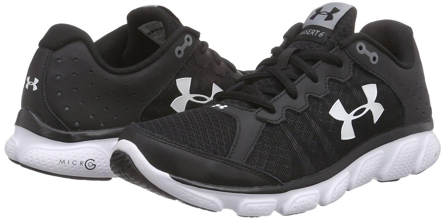 Under Armour Micro G Assert  Men S Running Shoes Review