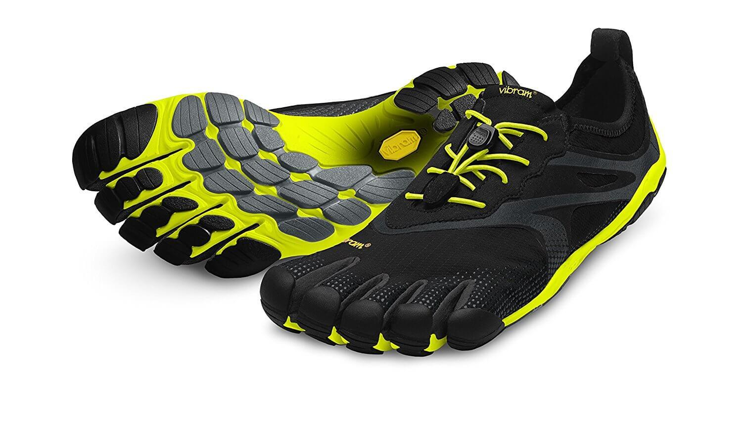 Running Shoes Vibram Five Fingers Review
