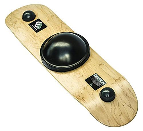 5. Whirly Board Spinning